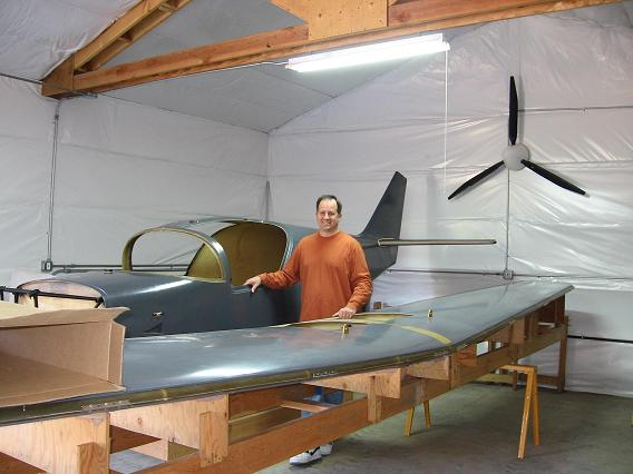 EAA News - Boeing Employees Building a Glasair